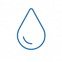 Icoon van waterdruppel