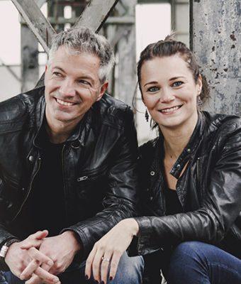 Gerald en Nelinda Troost