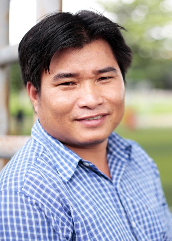 Wanchai Wankasamsan uit Thailand
