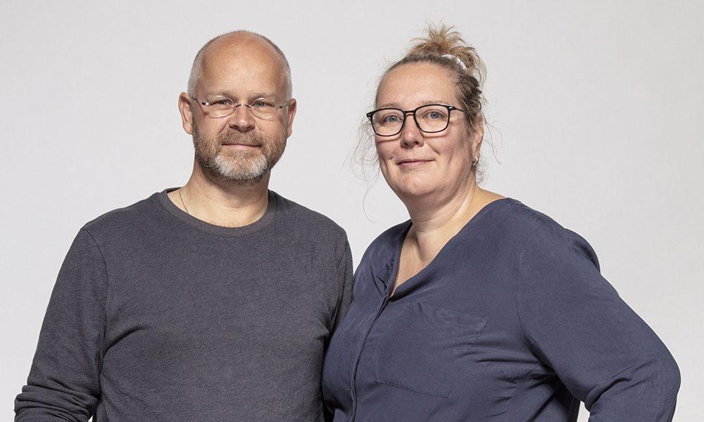 Johan en Tjitske Splinder